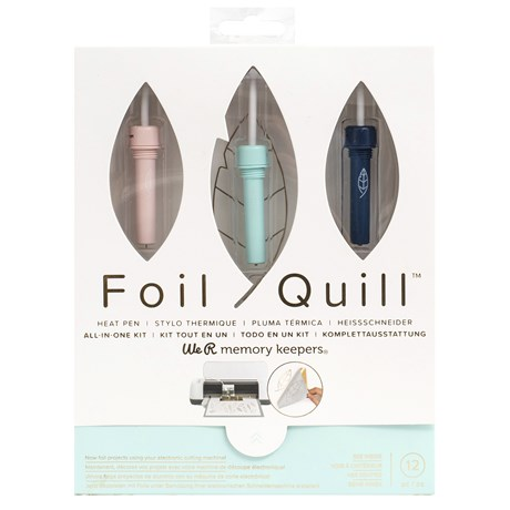 Kit Foil Quill Completo We R Memory Keepers
