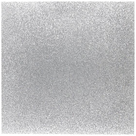 Kit Papel Glitter Duo Tone Prata