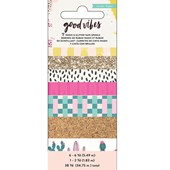 Kit Washi Tape Good Vibes We R Memory Keepers
