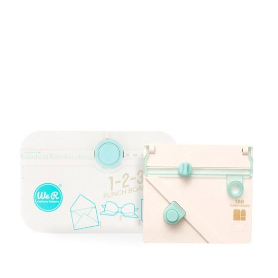 Kit We R Ferramenta 1 2 3 + Corte e Tags