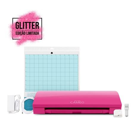Máquina de Recorte Silhouette Cameo 3 Rosa Pink