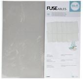 Pacote De Folhas Plásticas Transparentes Para Fuse We R Memory Keepers