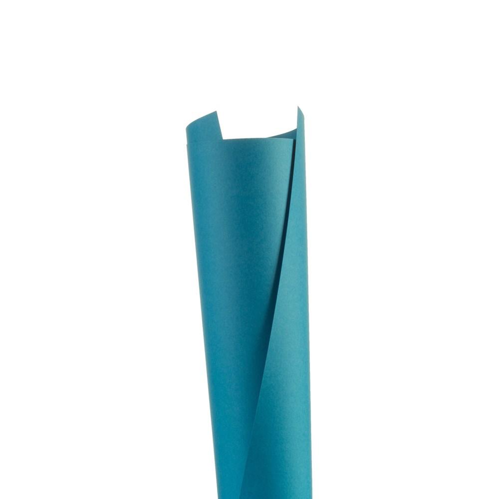 Papel Colorplus Azul Grécia A4 180g Pct c/10