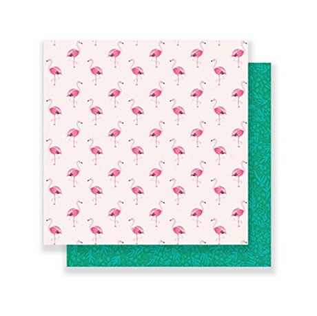 Papel de Scrap Fly Away 30 x 30 We R