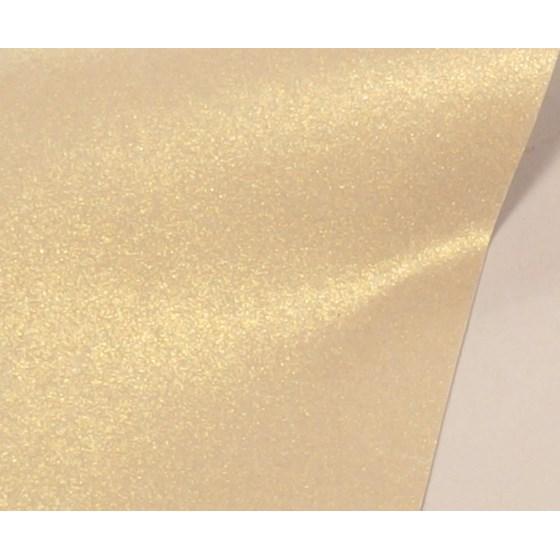 Papel de Scrap Metalizado Bege 180g 30x30