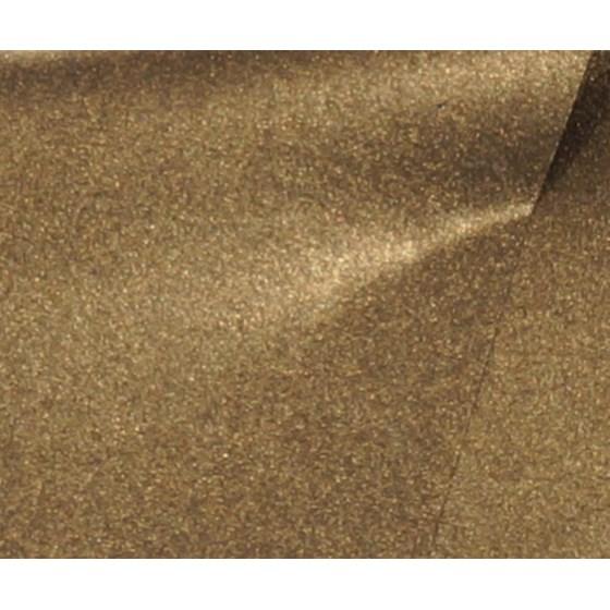 Papel de Scrap Metalizado Face Marrom 180g 30x30