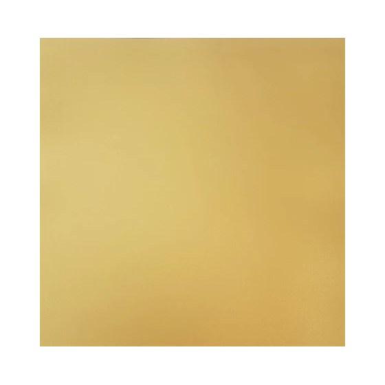 Papel Metalizado Dupla Face Liso Ouro Rico A4 180g