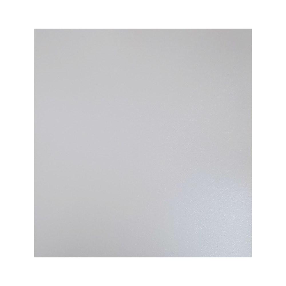Papel Metalizado Dupla Face Liso Prata A4 180g