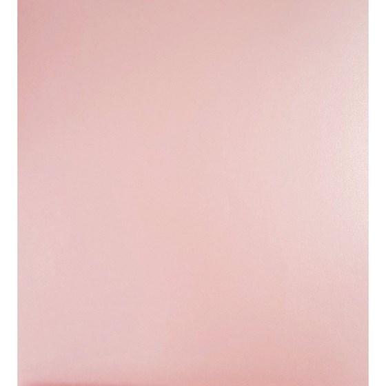 Papel Metalizado Dupla Face Liso Rosa A4 180g
