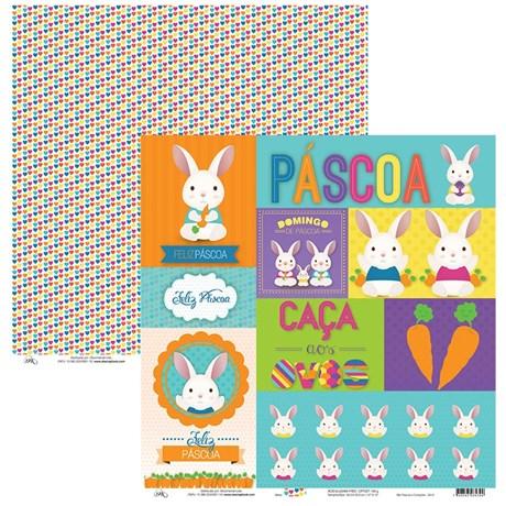 PAPEL PASCOA 30X30