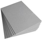 Pepel Cartão Cinza 20 A4 1,85mm