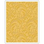 Placas De Texturizar Papel Flourish Sizzix