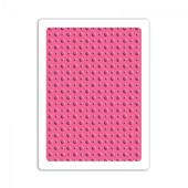 Placas De Texturizar Papel Party Time Dots Sizzix