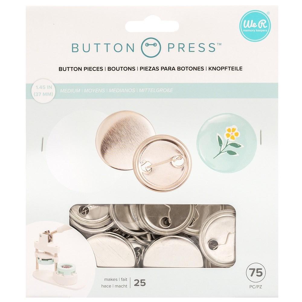 Refil de Bottons Médios para Button Press We R