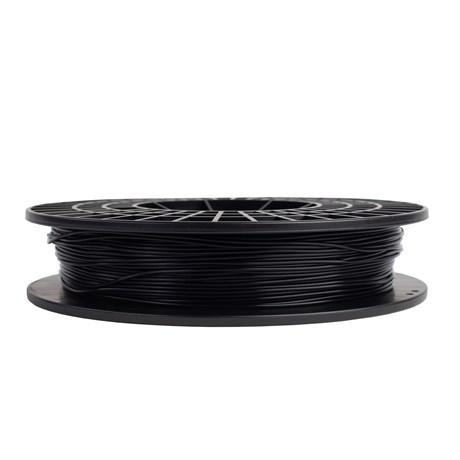 Rolo de Filamento PLA Preto para Impressora 3D c/ 160m
