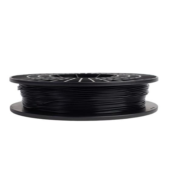 Rolo de Filamento PLA Preto para Impressora 3D c/ 160mts