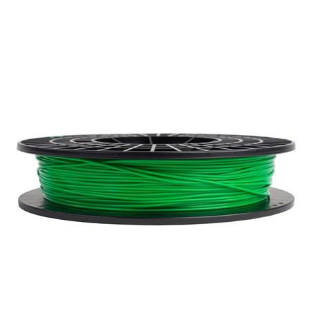Rolo de Filamento PLA Verde para Impressora 3D c/ 160m