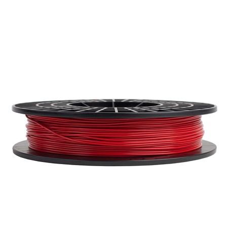 Rolo de Filamento PLA Vermelho para Impressora 3D c/ 160m