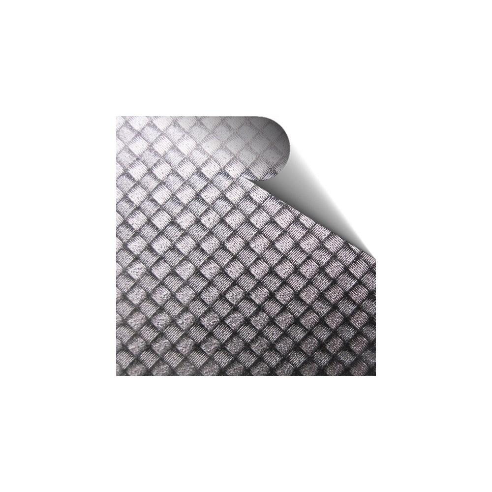Termotransfer Poli-Tape Fashion Carbonium Silver 0,50x1m