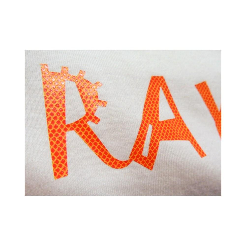 Termotransfer Poli-Tape Fashion Manta Ray Orange 0,48x1m