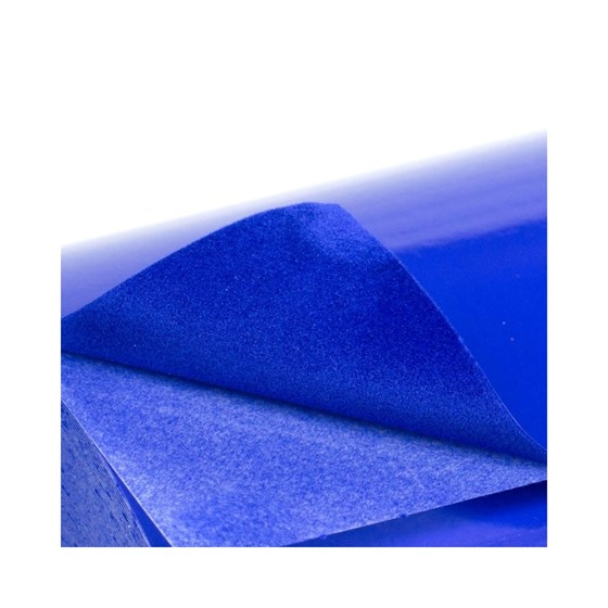 Termotransfer Poli-Tape Flocado Blue 0,50x1m