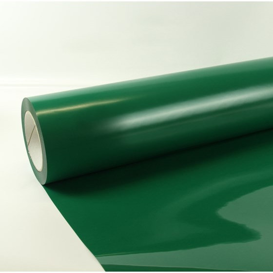 Termotransfer Poli-Tape Premium Green 0,50x1m