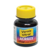 TINTA VERNIZ VITRAL/37ML  BASE MADREPEROL