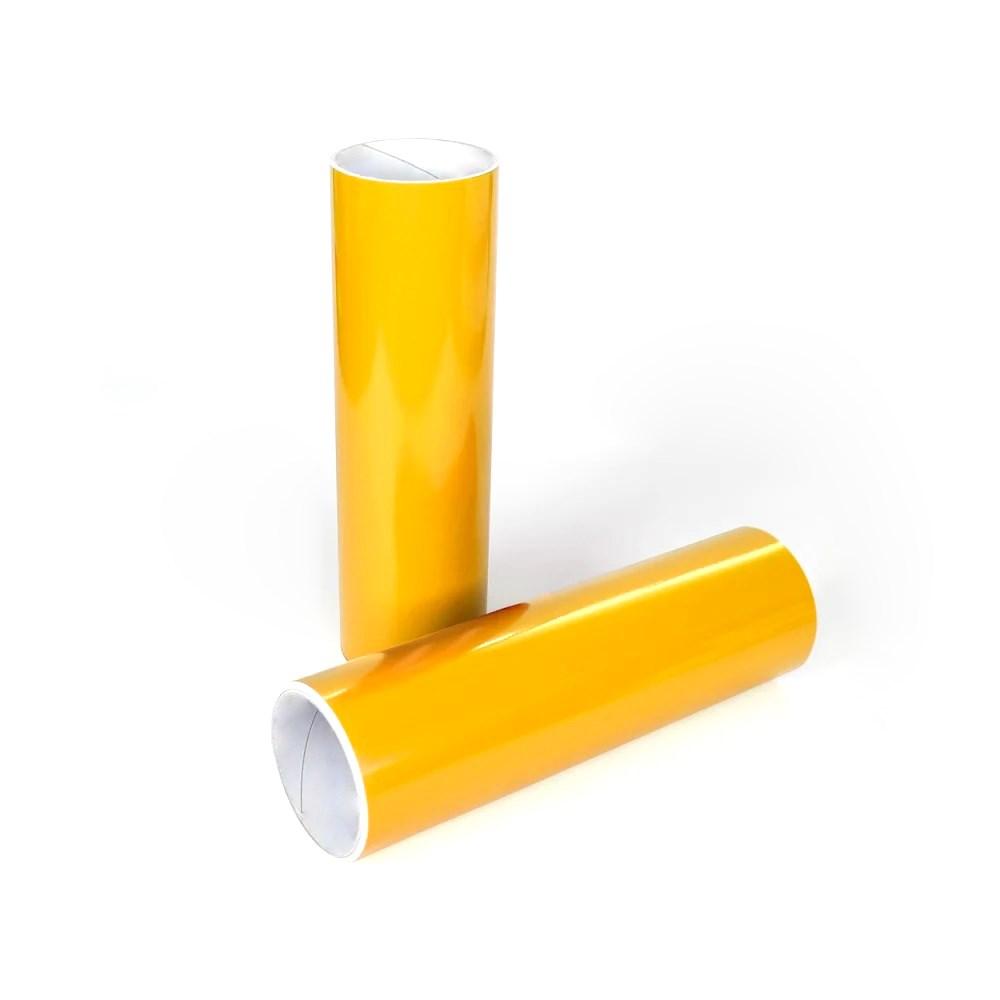 Vinil Adesivo Amarelo 30cm x 5m