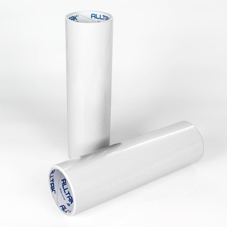 Vinil Adesivo Branco Alltak 30cm x 5m