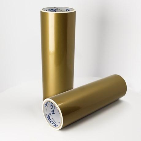Vinil Adesivo Ouro Alltak 30cm x 5m