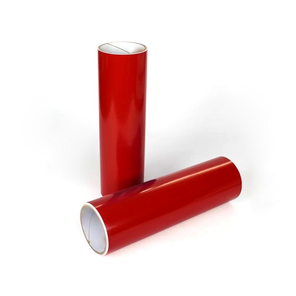 Vinil Adesivo Vermelho 30cm x 5m